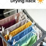 Extra Large Clothes Drying Rack
